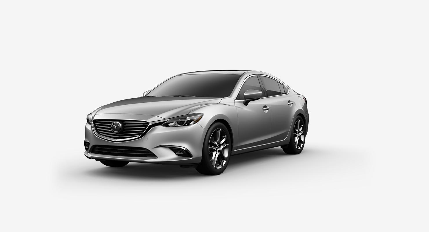 2017 Mazda6, Sonic Silver