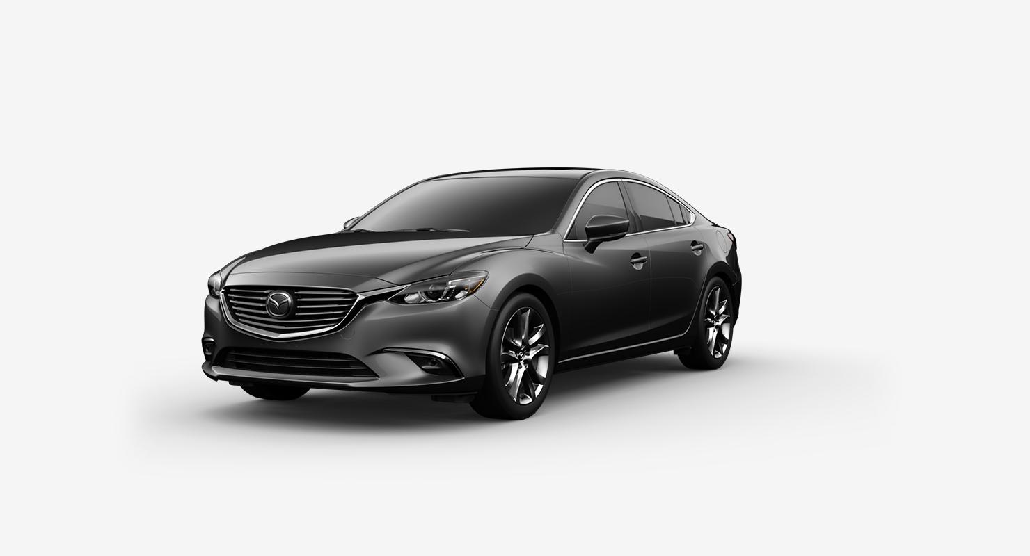 2017 Mazda6, Machine Gray