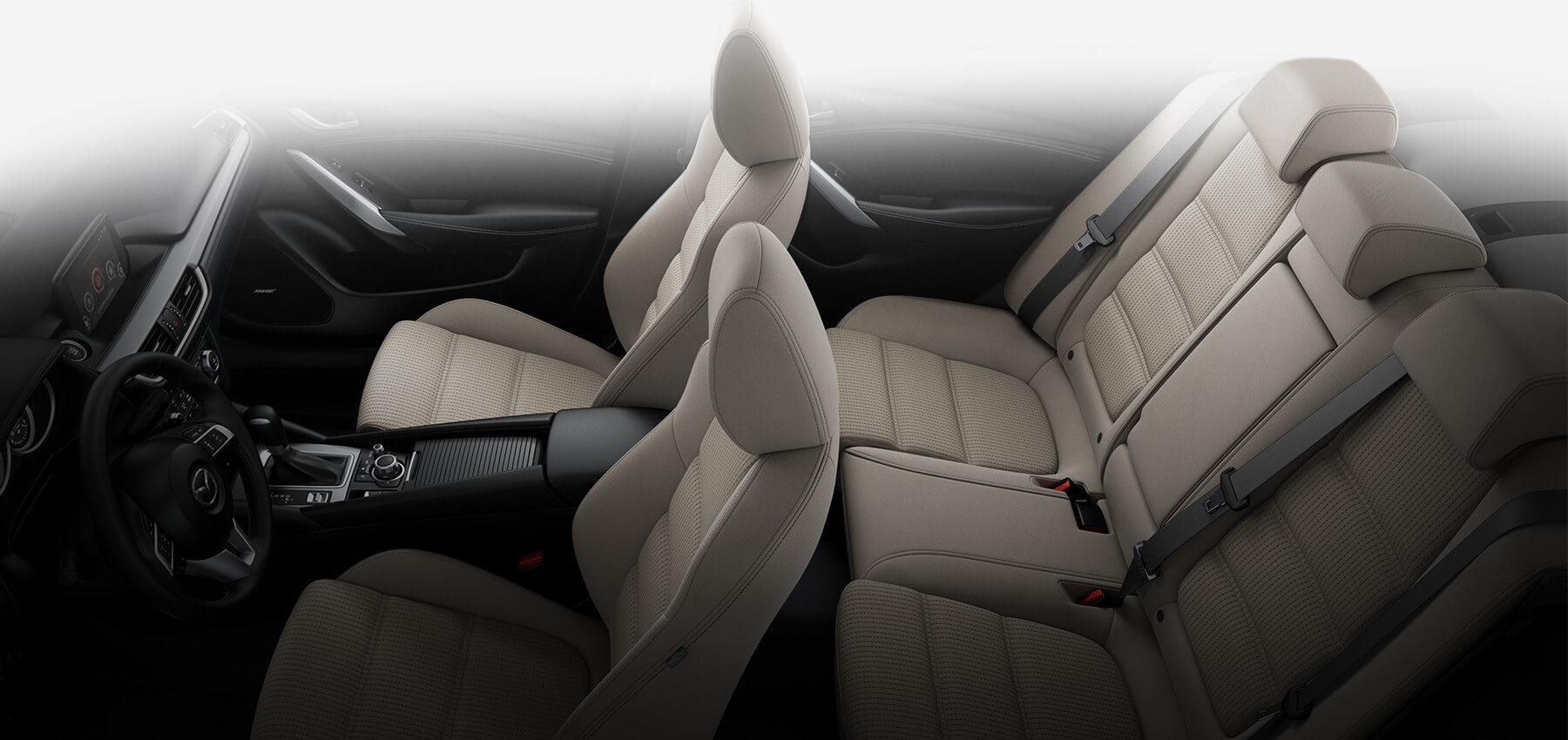 2017 Mazda6, Sand Cloth