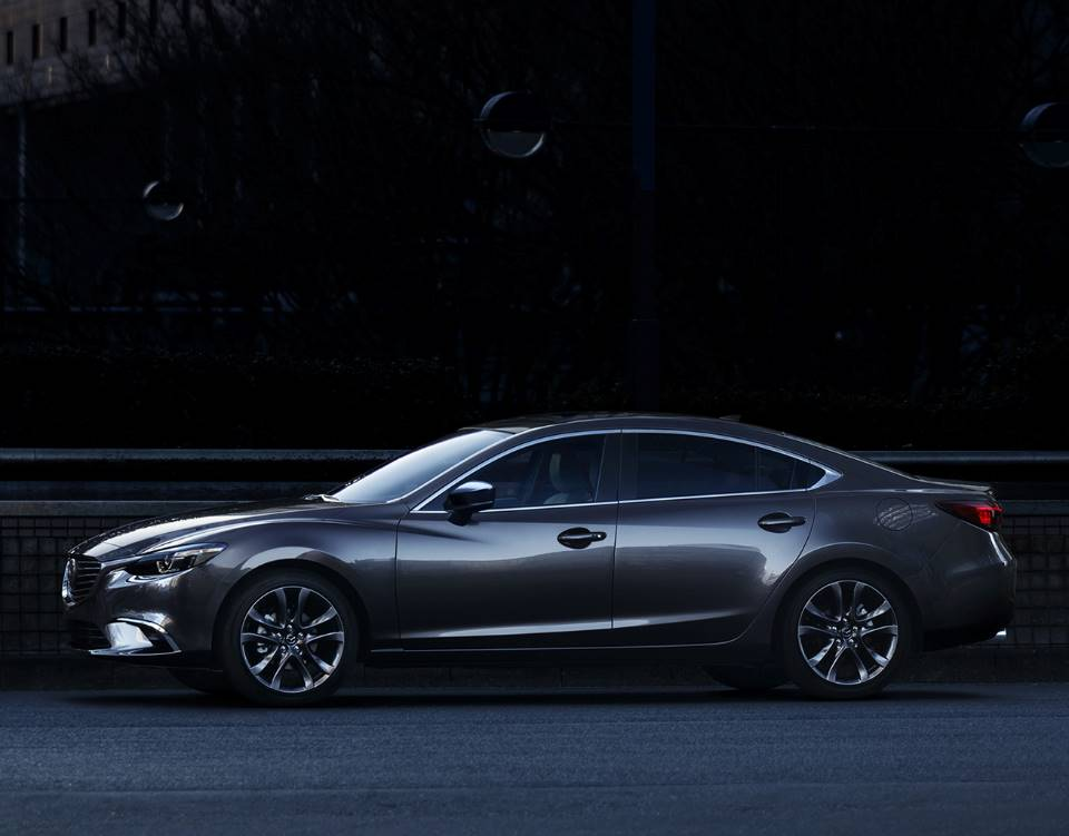2017 Mazda6, STYLE WITH SUBSTANCE