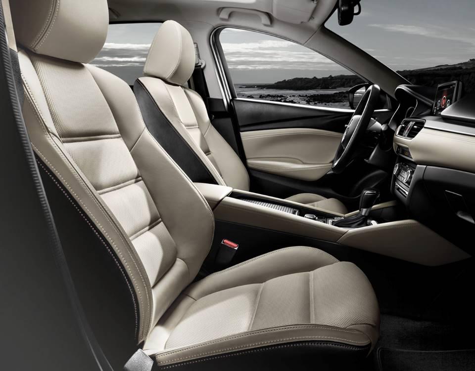 2017 Mazda6, INNER PEACE
