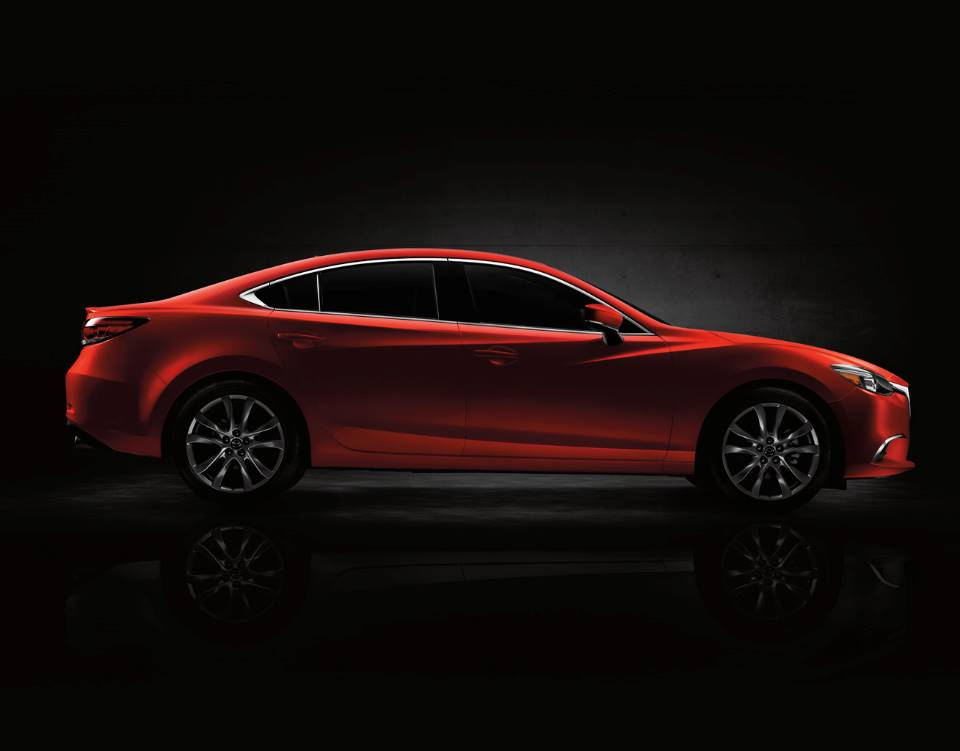 2017 Mazda6, DRIVE WITHOUT COMPROMISE
