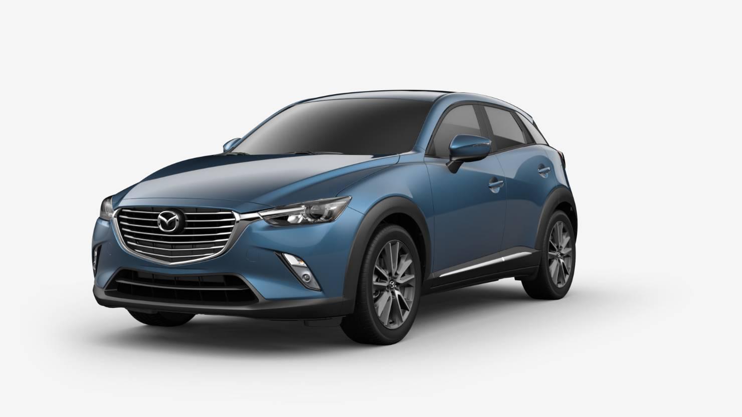 2018 CX 3, Eternal Blue