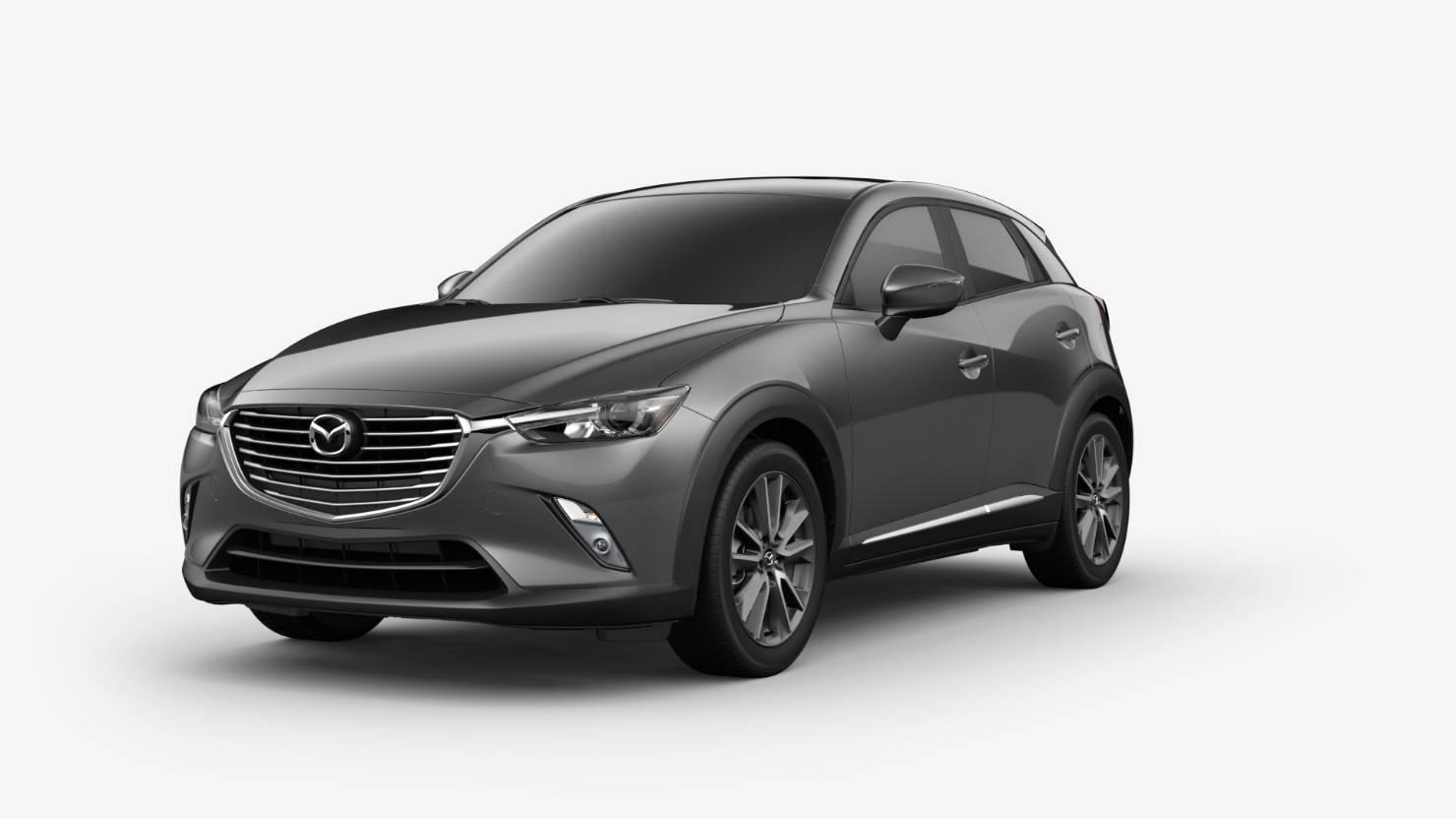2018 CX 3, Machine Gray