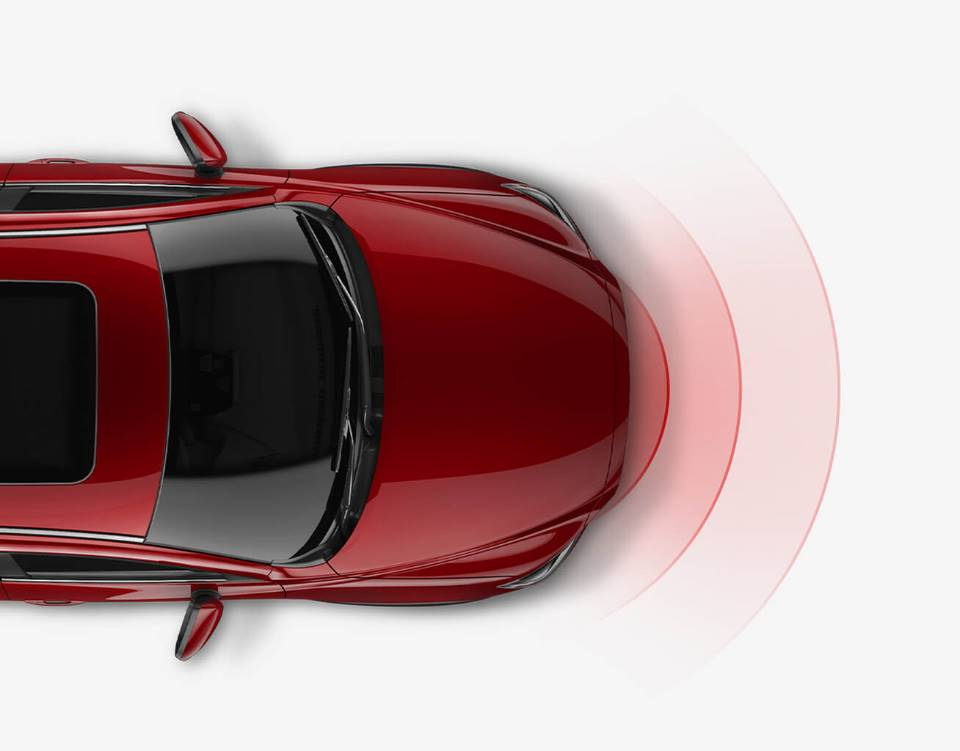 2018 CX 3, ADVANCED SAFETY SYSTEMS HAVE YOU COVERED