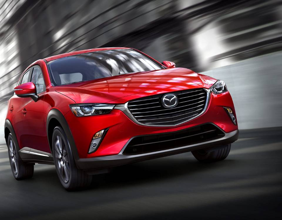 2018 CX 3, SKYACTIV-VEHICLE DYNAMICS WITH G-VECTORING CONTROL