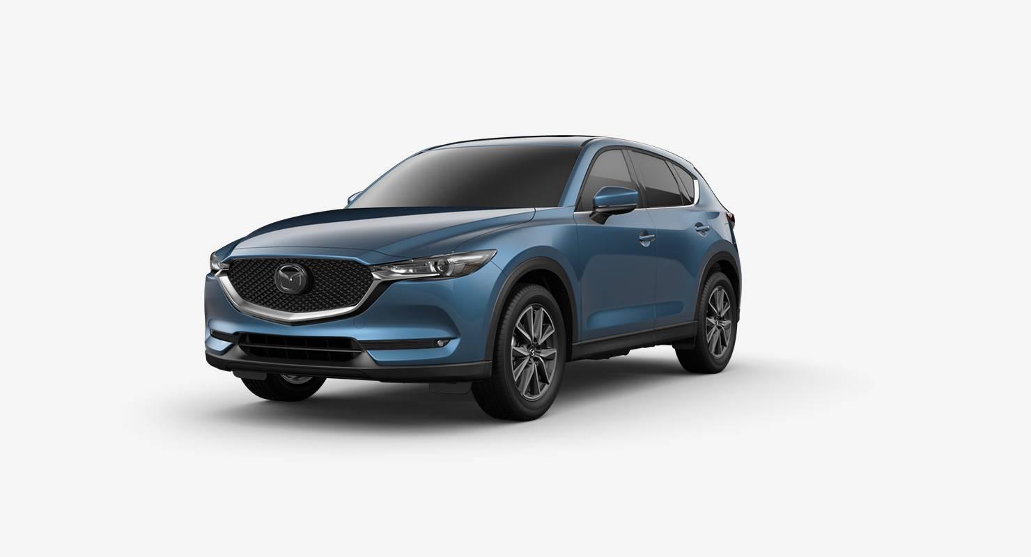 2018 CX 5, Eternal Blue