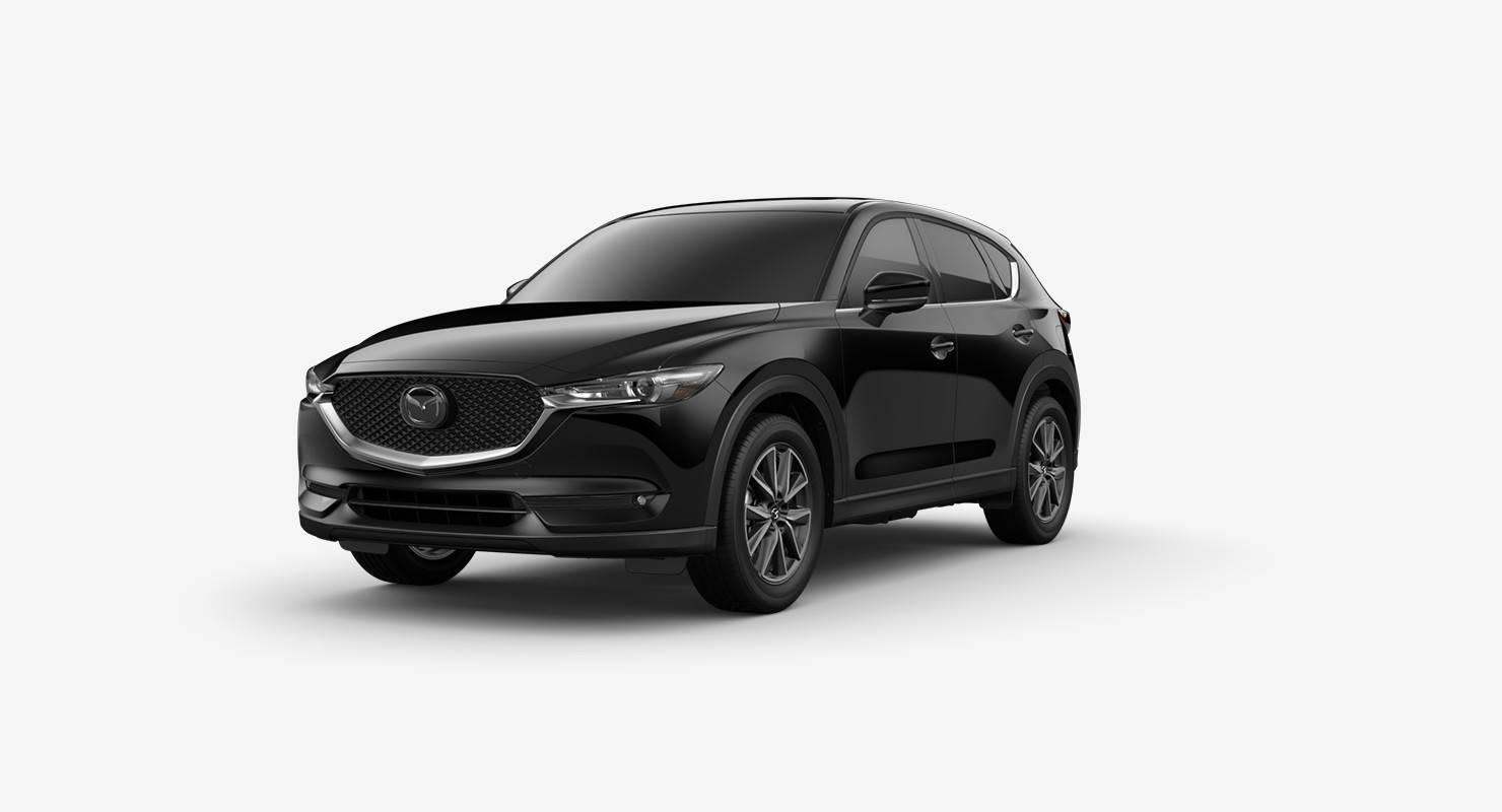 2018 CX 5, Jet Black