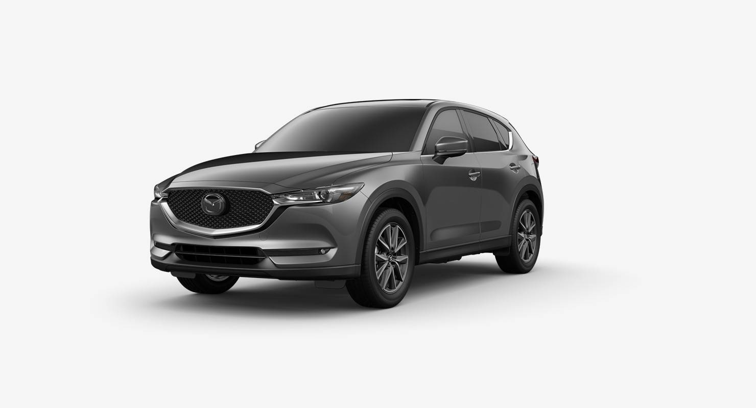 2018 CX 5, Machine Gray