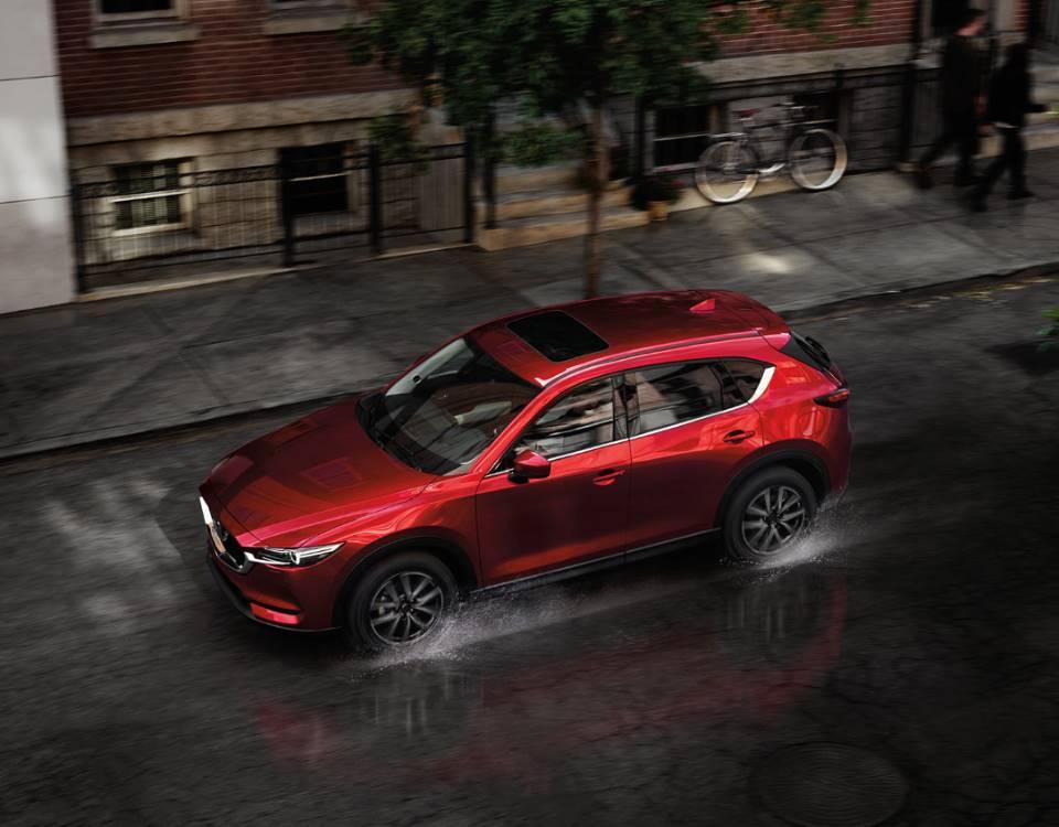 2018 CX 5, PREDICTIVE I-ACTIV® AWD
