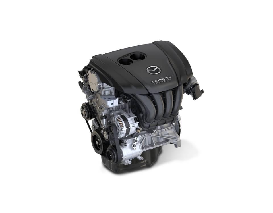 2018 CX 5, SKYACTIV®-G ENGINE WITH CYLINDER DEACTIVATION