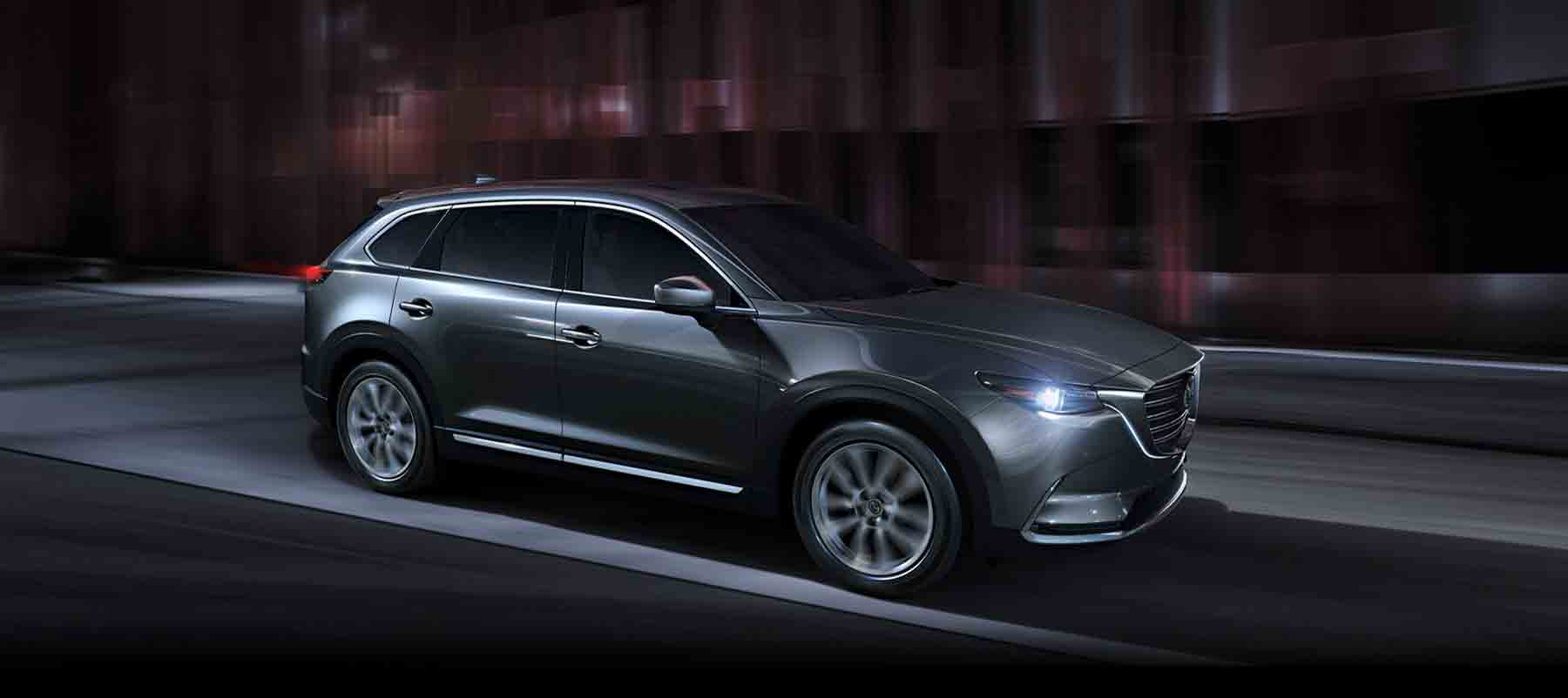 2018 CX 9, METICULOUSLY CRAFTED FOR DRIVERS