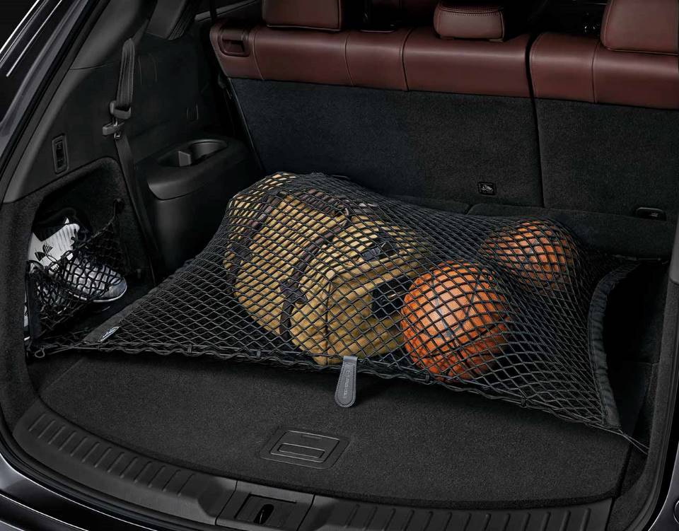 2018 CX 9, CARGO NET AND SIDE STORAGE NETS