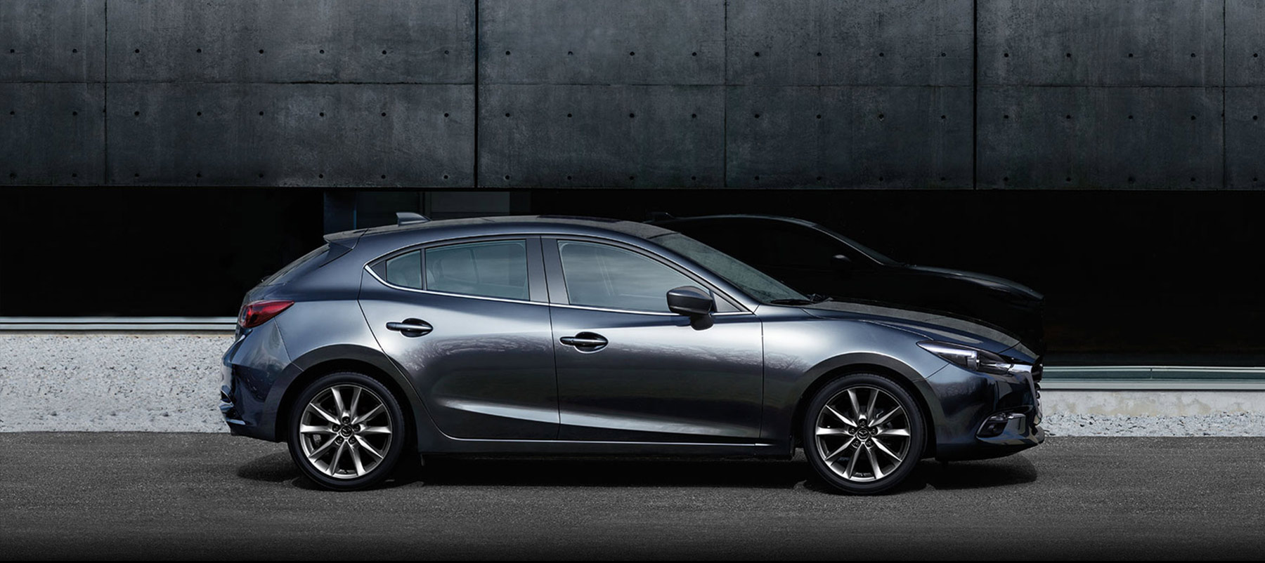 2018 Mazda3 Hatchback, HOW IT DRIVES STARTS WITH HOW IT'S MADE.