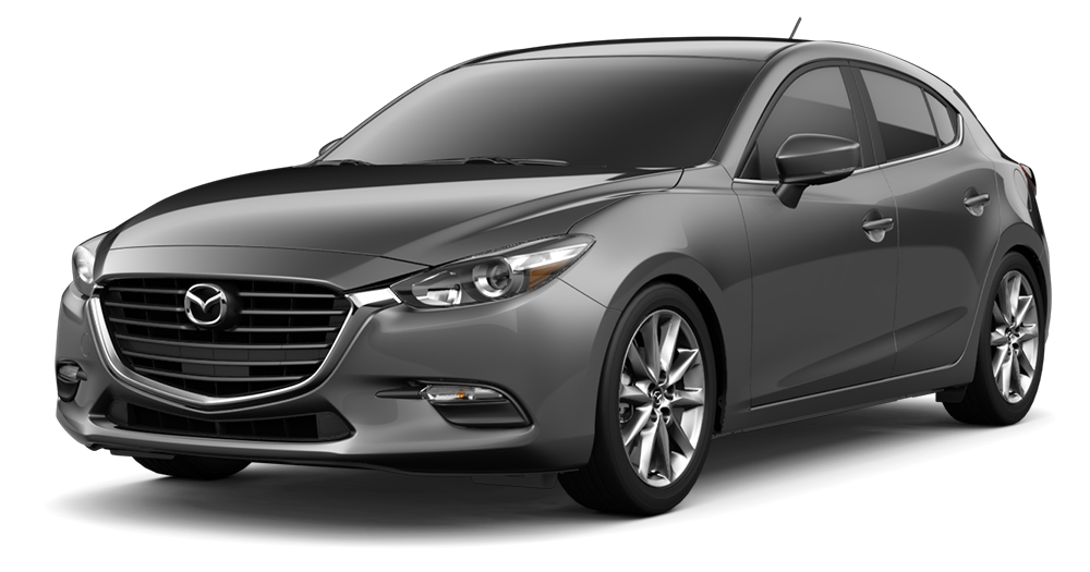 2018 Mazda3 Hatchback, TOURING
