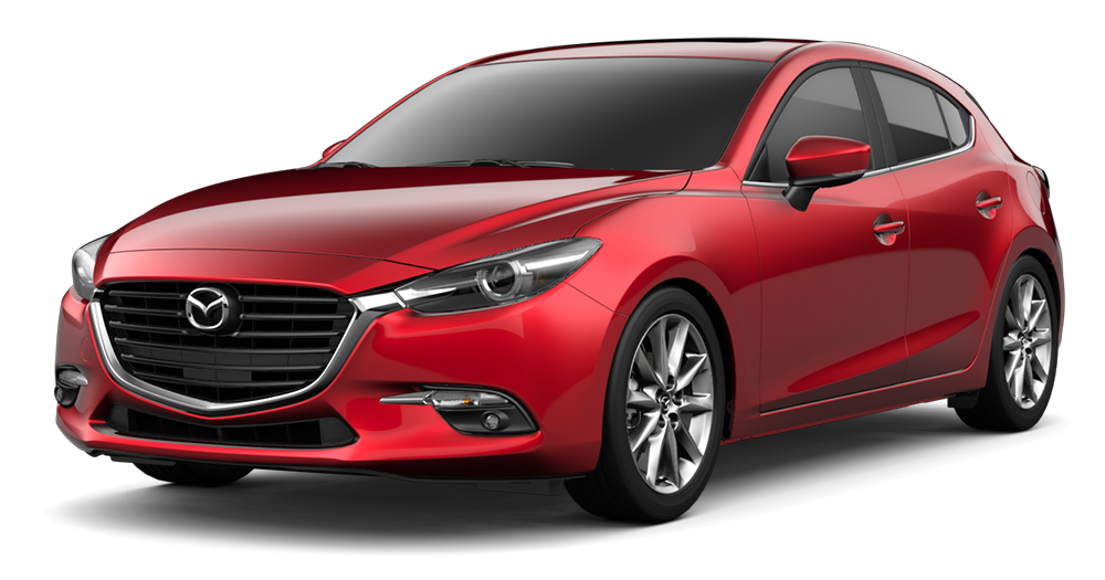 2018 Mazda3 Hatchback, GRAND TOURING