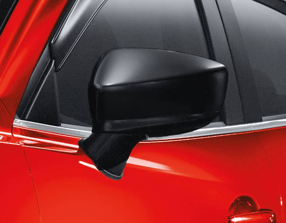 2018 Mazda3 Hatchback, DOOR MIRROR CAPS