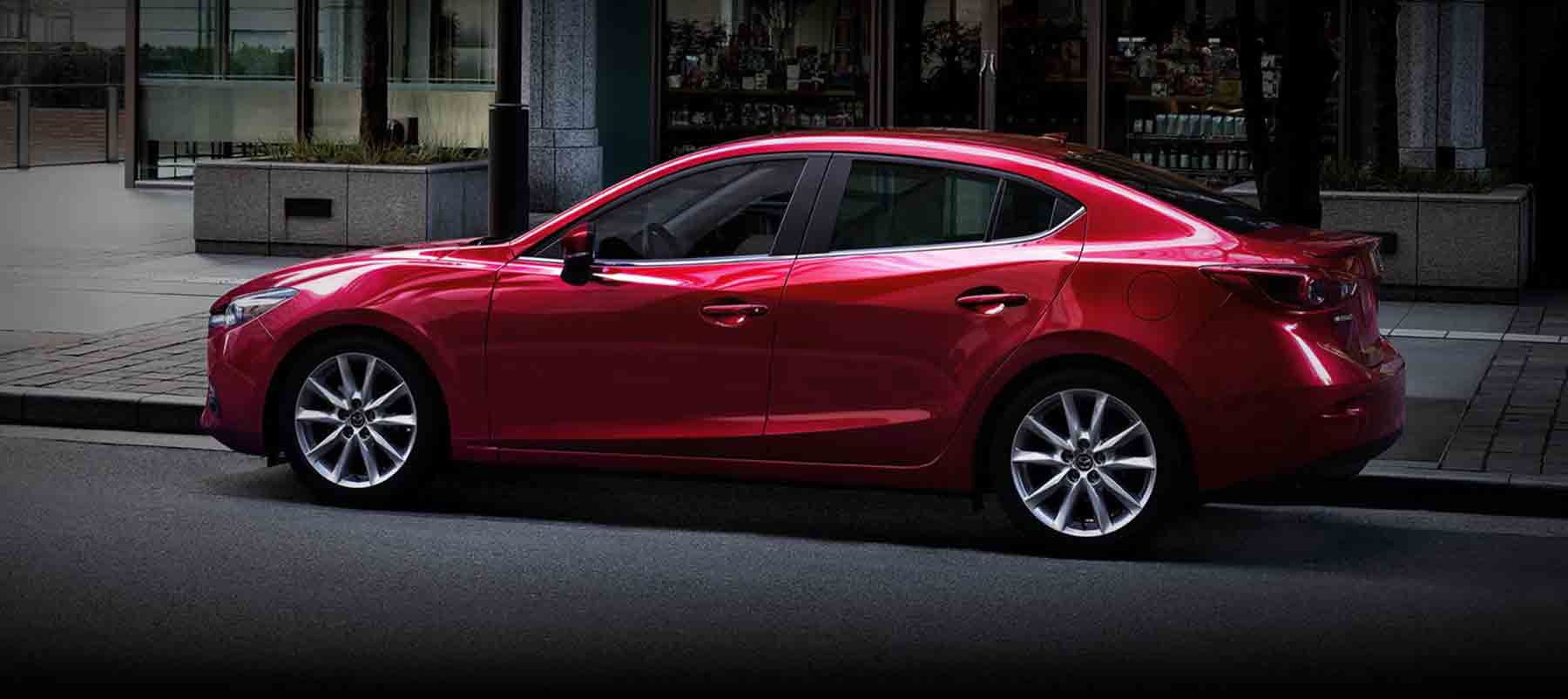 2018 Mazda3 Sedan, TAKES THE EVERYDAY OUT OF DRIVING