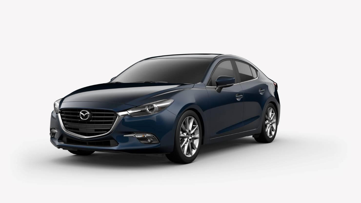 2018 Mazda3 Sedan, Deep Crystal