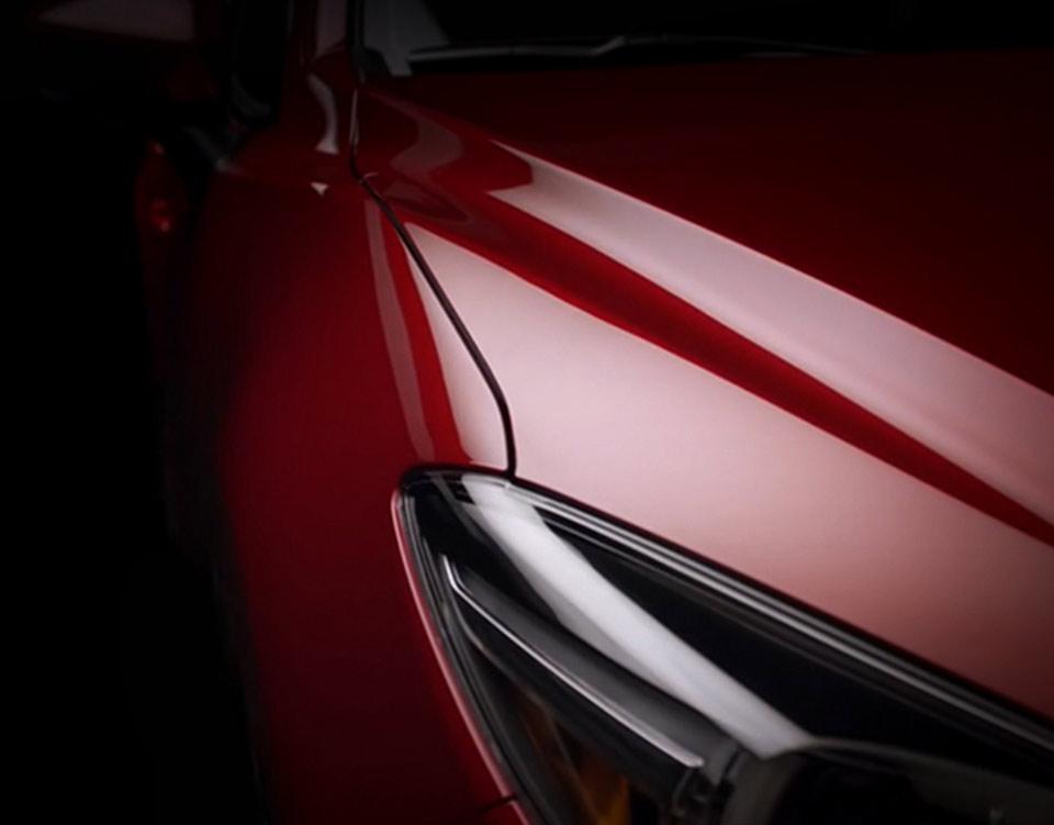 2018 Mazda3 Sedan, KODO DESIGN