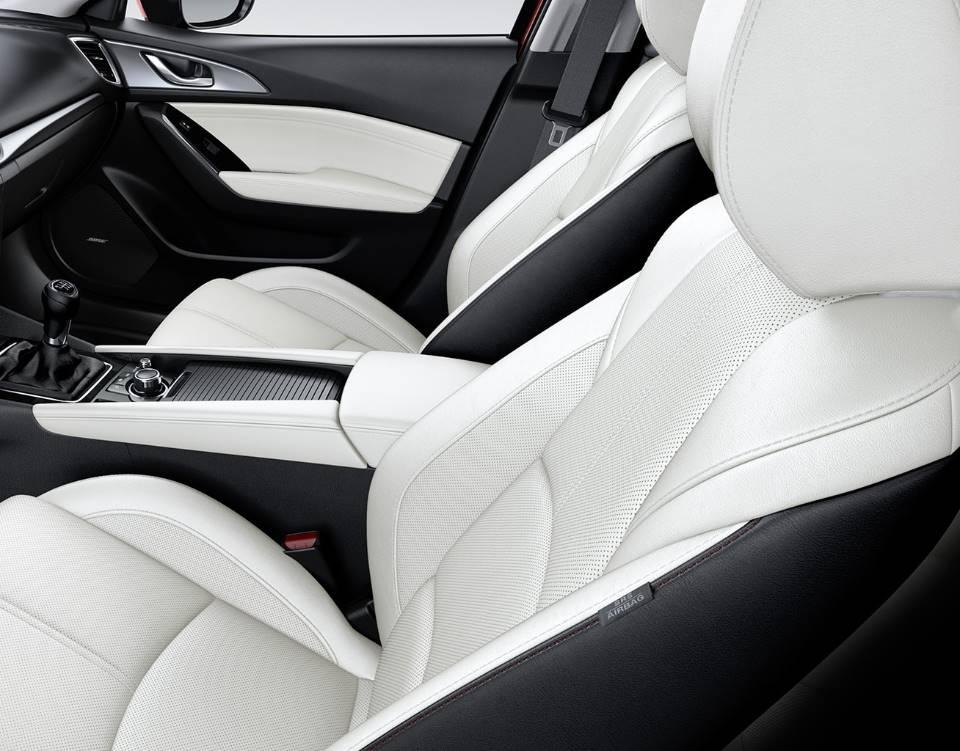 2018 Mazda3 Sedan, THE PERFECT FIT