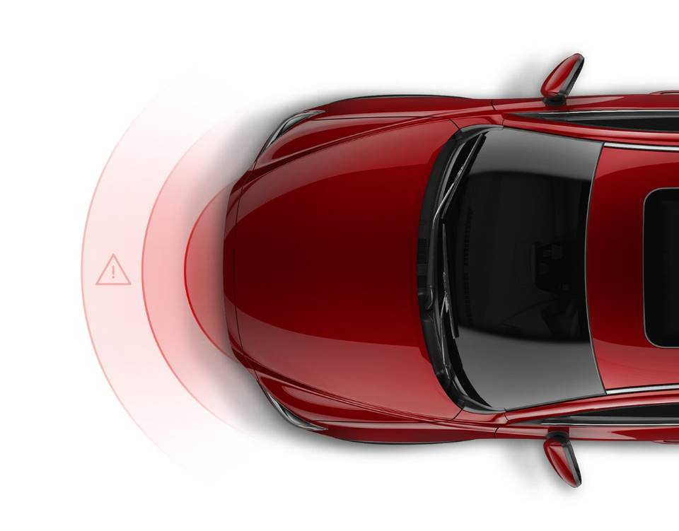 2018 Mazda3 Sedan, SMART CITY BRAKE SUPPORT