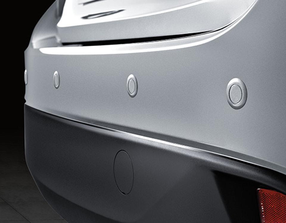 2018 Mazda3 Sedan, REAR PARKING SENSORS