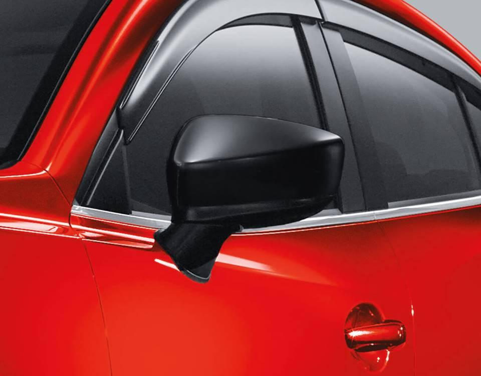 2018 Mazda3 Sedan, DOOR MIRROR CAPS