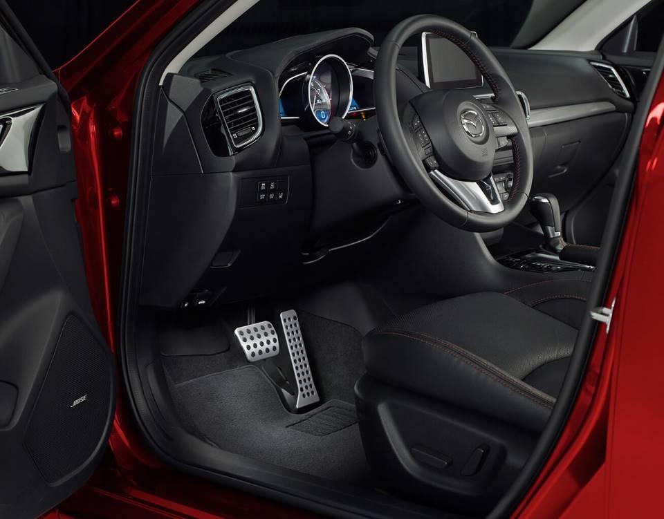 2018 Mazda3 Sedan, INTERIOR LIGHTING KIT