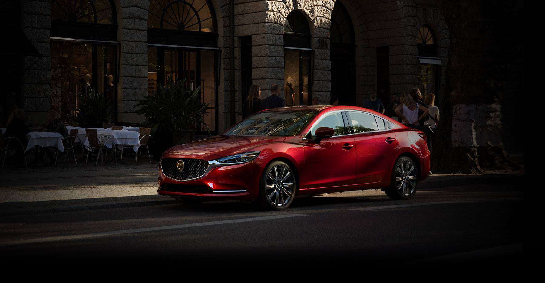 2018 Mazda6, CRAFTED TO INSPIRE. TURBOCHARGED TO DELIVER.