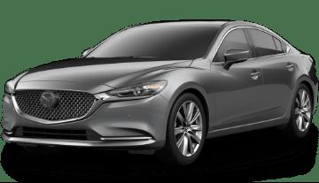2018 Mazda6, SIGNATURE