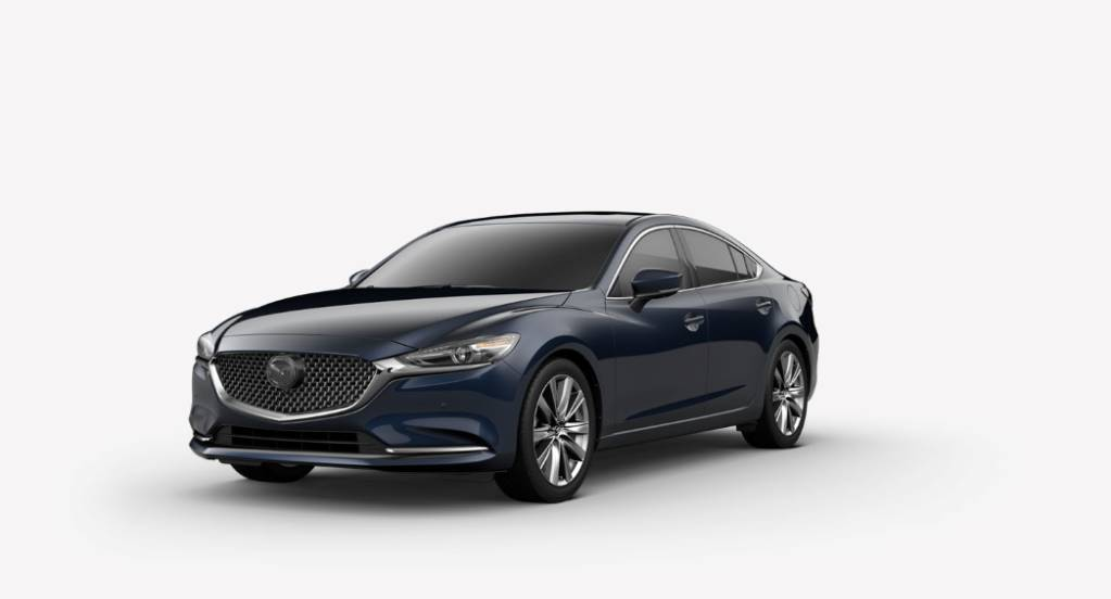 2018 Mazda6, Deep Crystal