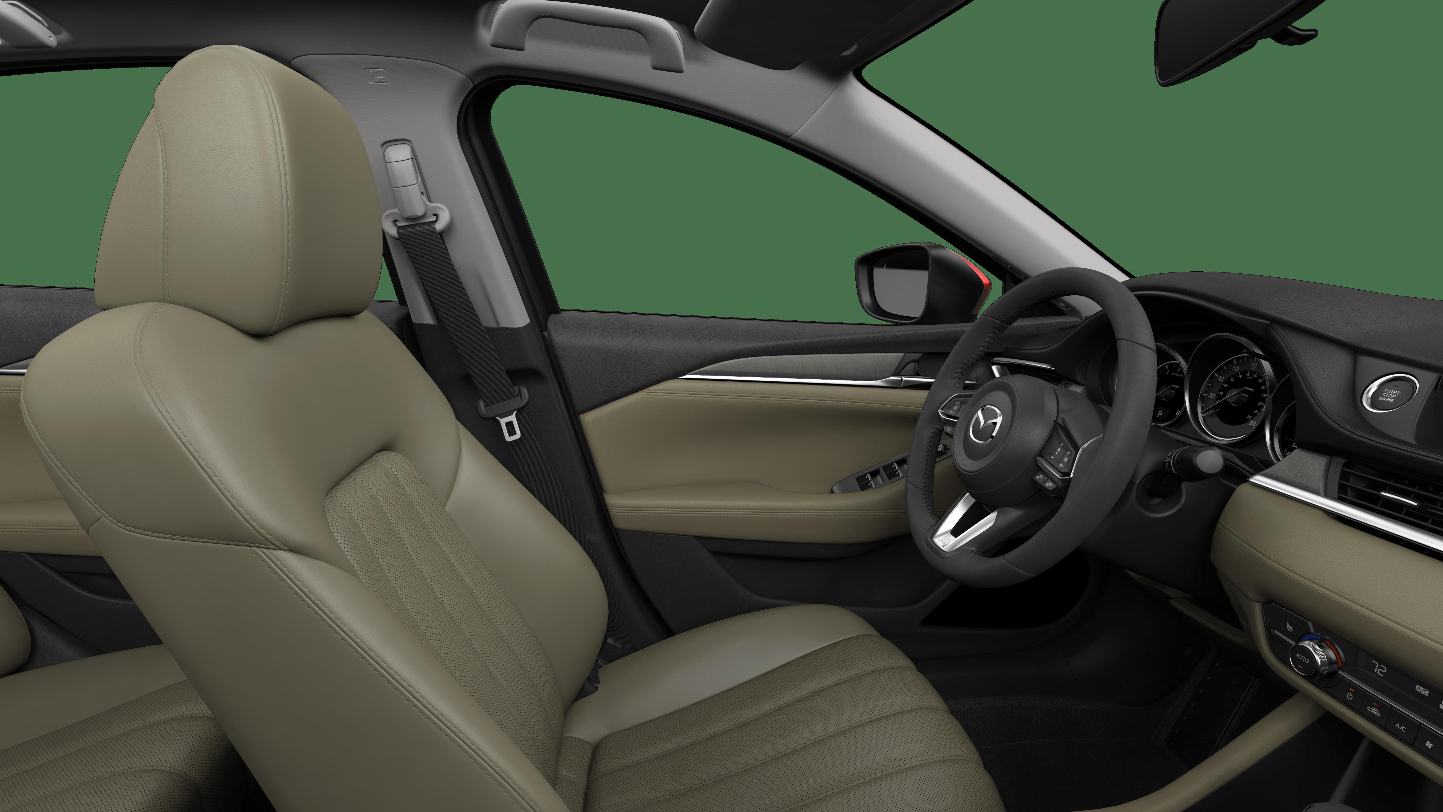 2018 Mazda6, Sand Cloth