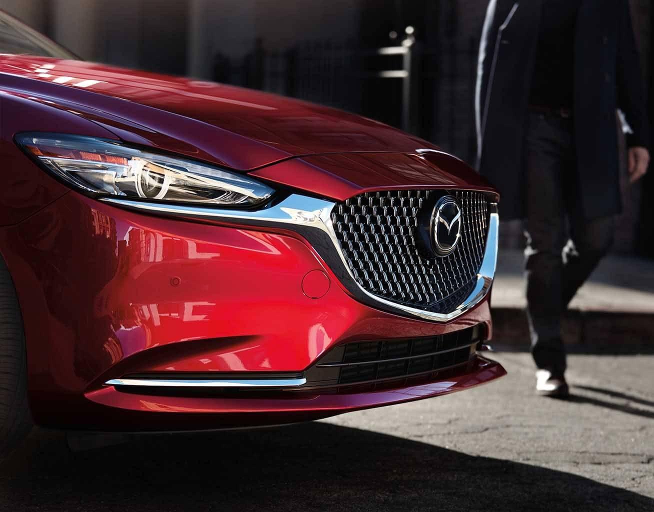 2018 Mazda6, EXTERIOR REFINEMENT