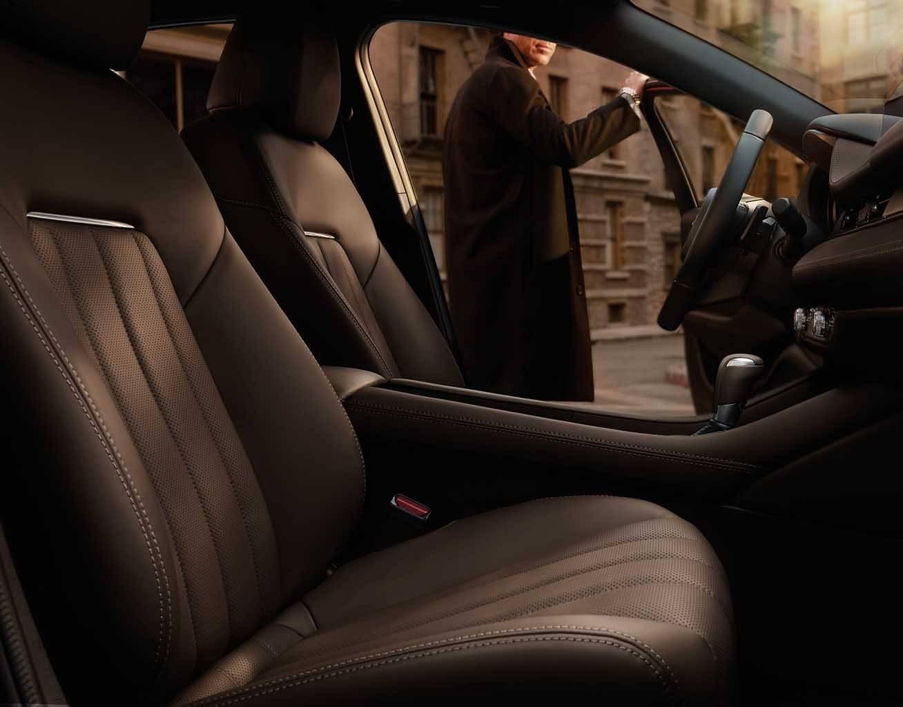 2018 Mazda6, HUMAN CENTRICITY