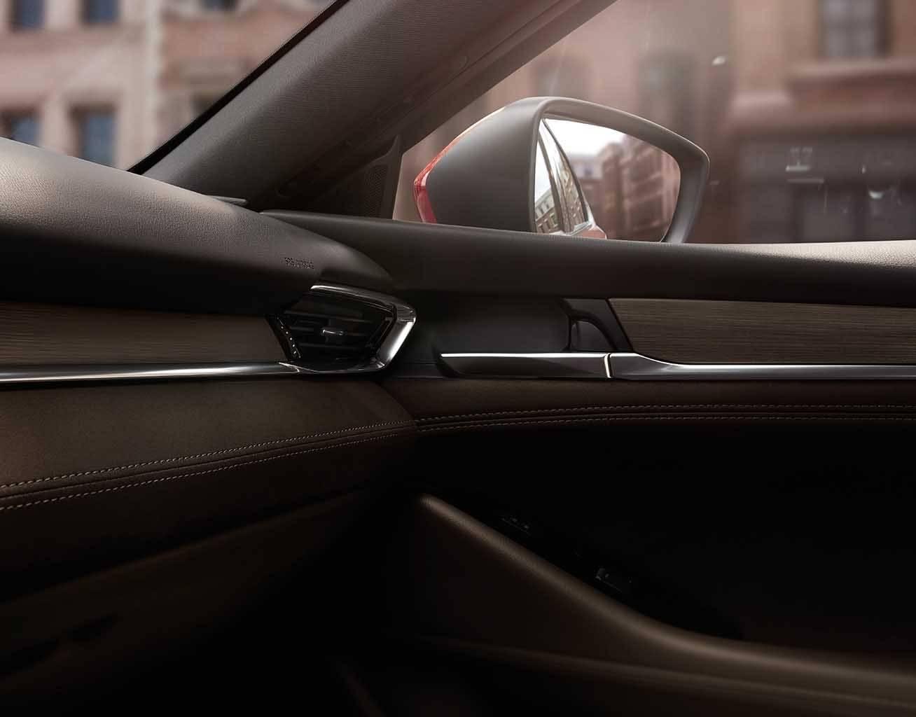 2018 Mazda6, THE SOUND OF SCIENCE