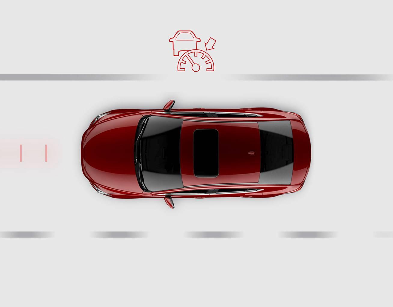 2018 Mazda6, MAZDA RADAR CRUISE CONTROL WITH STOP & GO