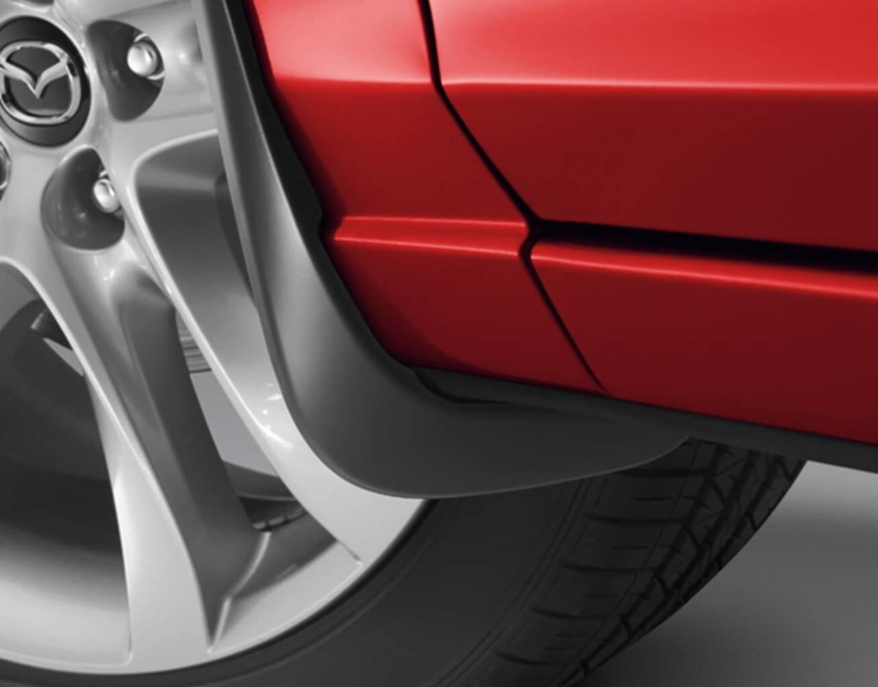 2018 Mazda6, SPLASH GUARDS, FRONT<sup>*</sup>