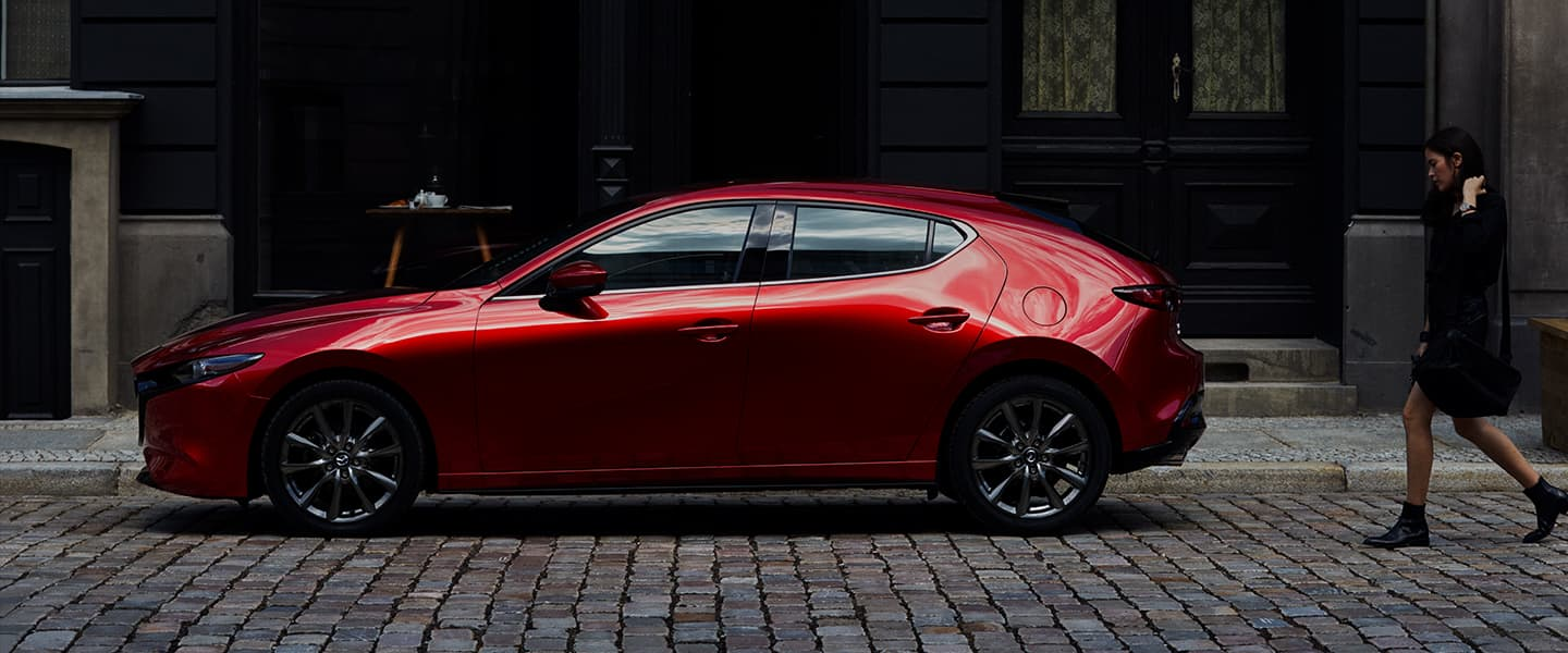 2019 Mazda3 Hatchback, REFINED FOR EVERY SENSE