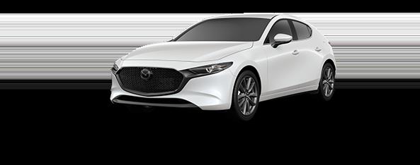 2019 Mazda3 Hatchback,