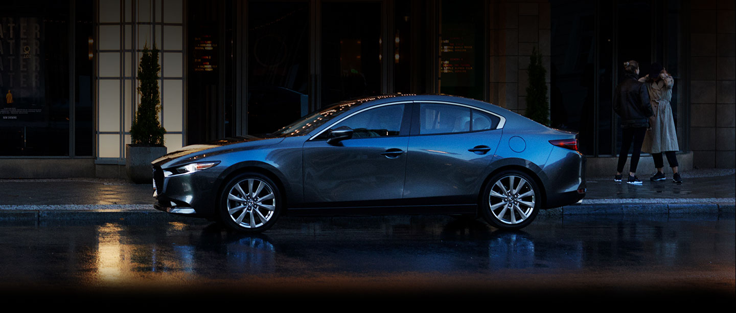 2019 Mazda3 Sedan, REFINED FOR EVERY SENSE