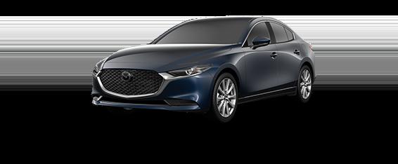 2019 Mazda3 Sedan,