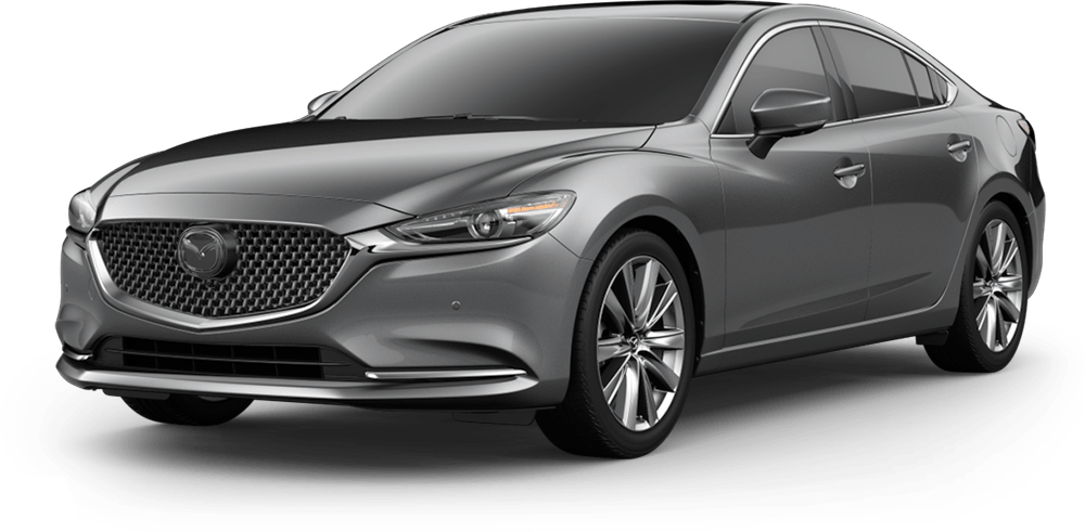 2020 Mazda6, Machine Gray Metallic