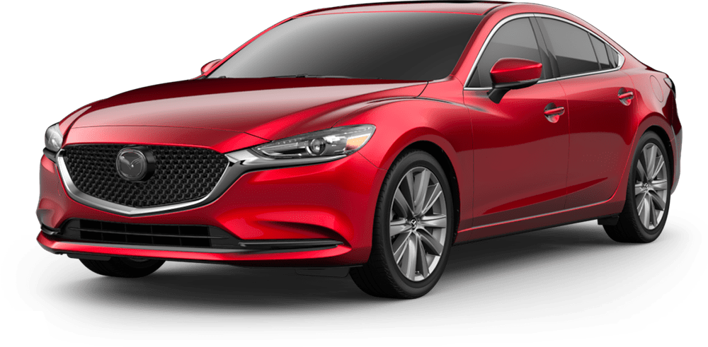2020 Mazda6, Soul Red Crystal Metallic