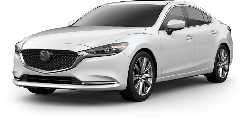 2020 Mazda6, Snowflake White Pearl Mica