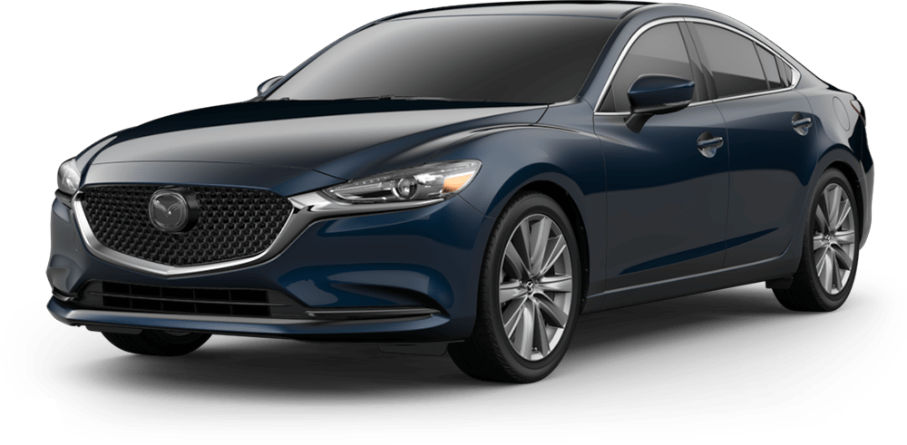 2020 Mazda6, Deep Crystal Blue Mica