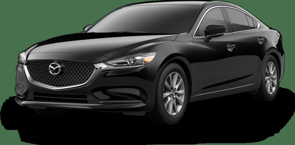 2020 Mazda6, Jet Black Mica