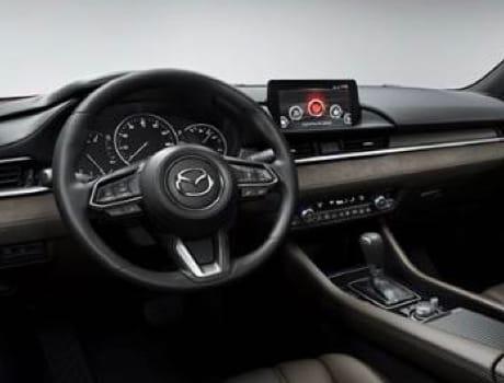 2020 Mazda6, Interior Indulgence