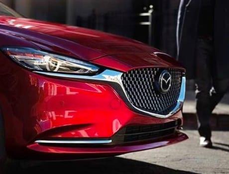2020 Mazda6, Exterior Beauty