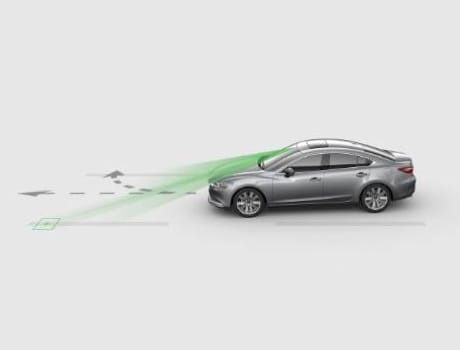 2020 Mazda6, Lane-keep Assist